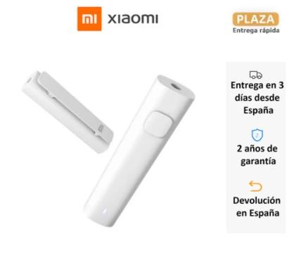 CHOLLO desde España! Receptor Bluetooth Xiaomi a 4,9€