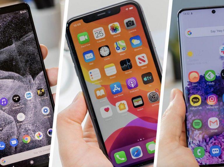 Los mejores móviles TOP de gama alta en este 2021 al mejor precio