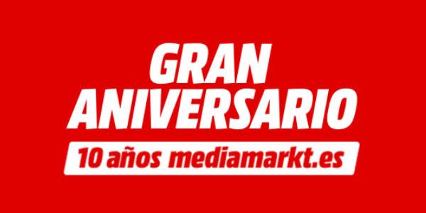 10º Aniversario de MediaMarkt Online – Recopilación mejores ofertas