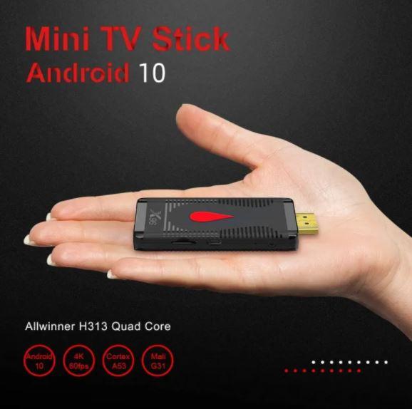 Stick tv 4k