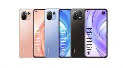 Rebaja con cupon! Xiaomi Mi 11 Lite 6/64GB a 221€