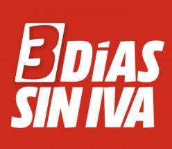 Ya activo! Dia SIN IVA Mediamarkt 2021 – Recopilación mejores ofertas