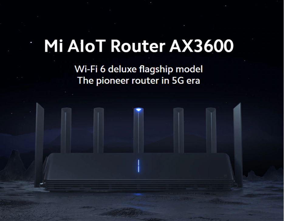 Xiaomi AloT AX3600