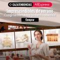 Los Imprescindibles del Verano de Aliexpress: Cupones y mejores ofertas