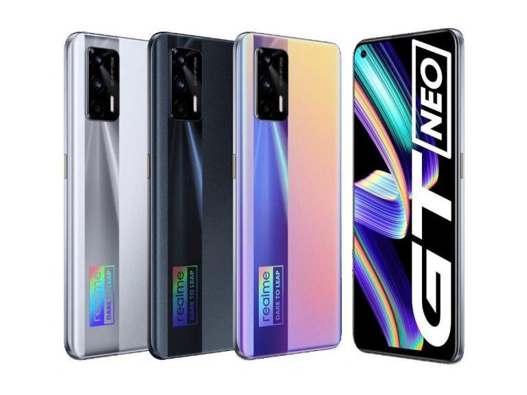 Realme GT Neo: Novedad AMOLED 120HZ y Dimensity 1200 a 259€