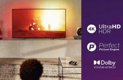 REBAJAZO Amazon! SmartTV LED 50″ Philips 4K Ambilight 3 a 399€