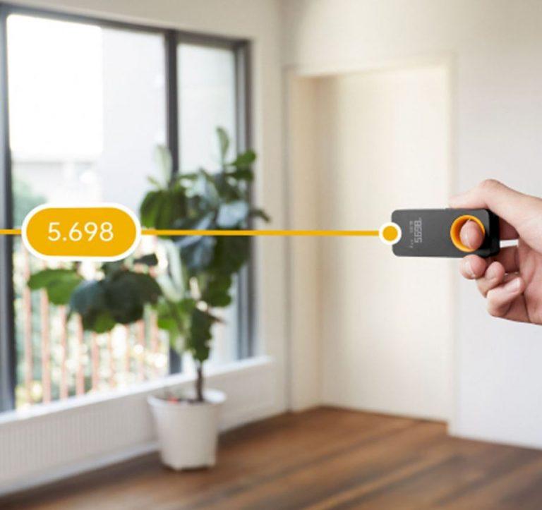 OFERTITA desde ESPAÑA! Telemetro laser inteligente de alta precision a 29,9€