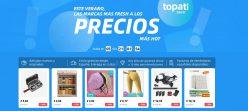 TOPATI DAYS: Las Marcas más fresh a precio más hot (WAVE 2)