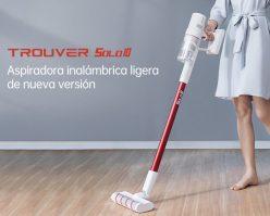 Preciazo Desde España! Aspirador de mano Trouver Solo 10 a 59,9€