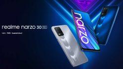 Preciazo desde España! Realme Narzo 30 5G 128GB y 90Hz a 146€