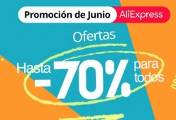 Resumen Cupones y Ofertas AliExpress Junio Prime Day