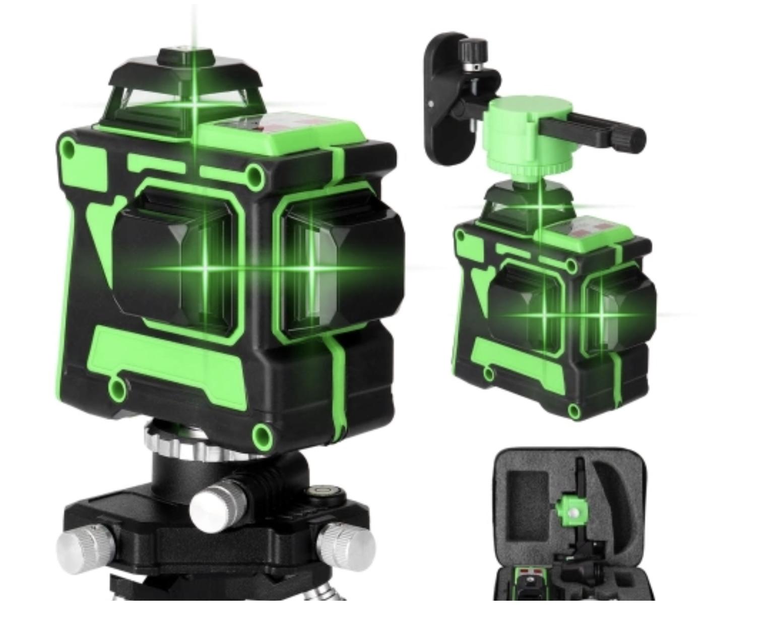 Nivel laser 12 lineas Kkmoon