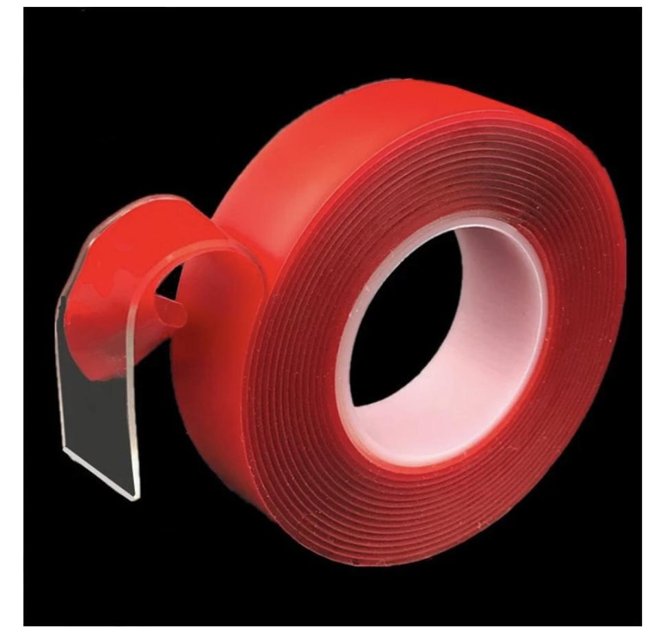 Cinta adhesiva acrilica de doble cara 3M