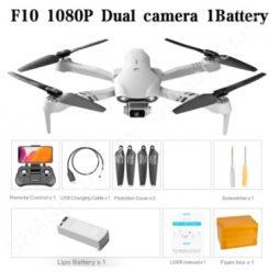 PRECIO LOCO con cupon! Drone F10 1080p por 28€