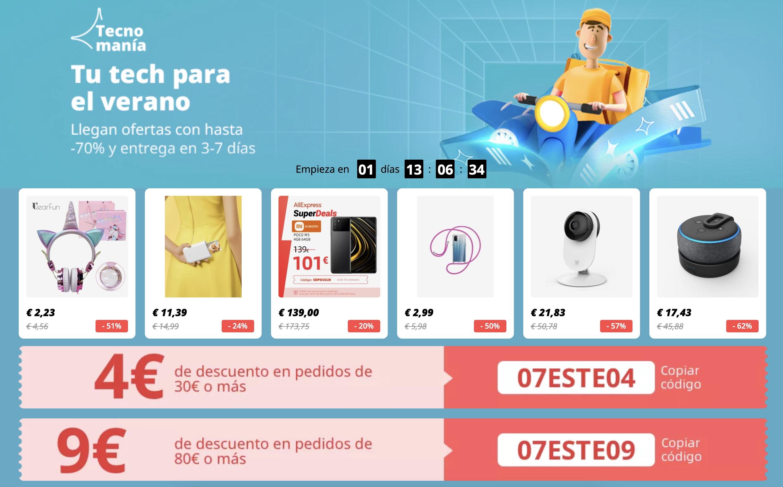 TecnoManía: Tu tech para el Verano