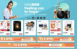 Especial Feeling con tu hogar AliExpress – Recopilación de las mejores ofertas