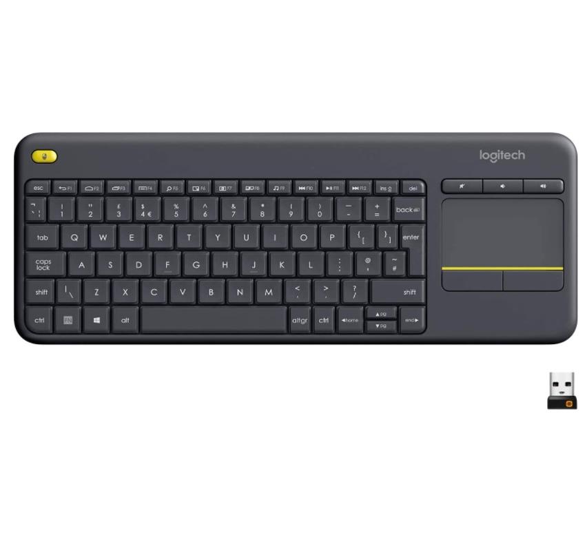 logitech K400 Plus