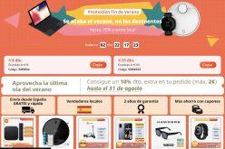 Top Ofertas – PROMO Fin Verano AliExpress