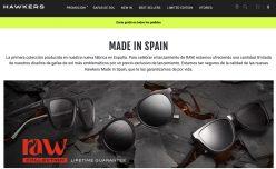 CHOLLO! Hawkers RAW Gafas de sol fabricadas en España a 14,9€ con envio incluido
