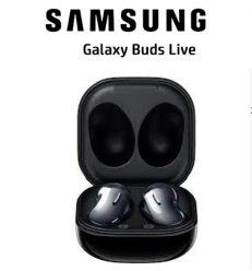 CHOLLO al 50%! Samsung Galaxy Buds Live a 51,9€
