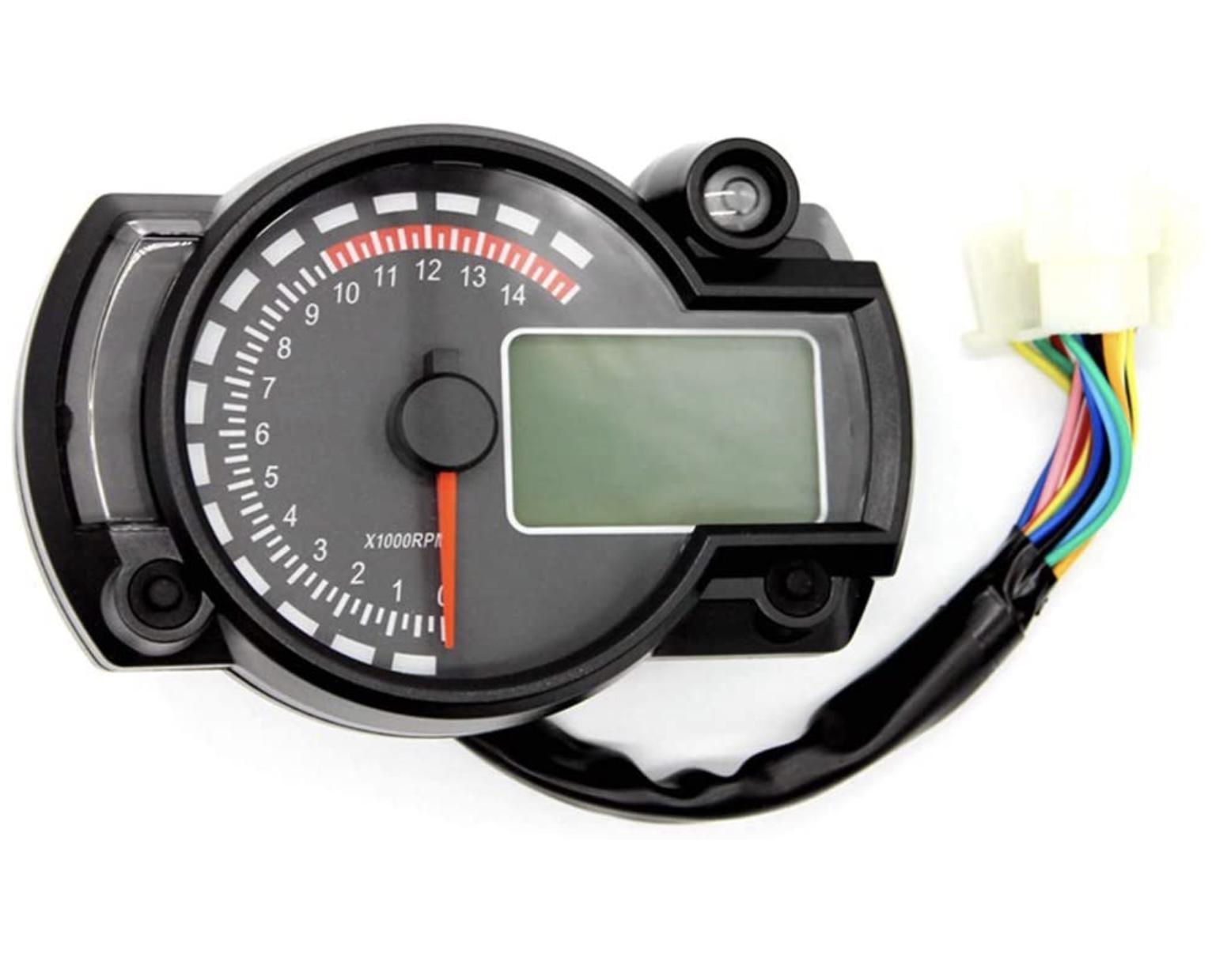 Velocimetro de moto